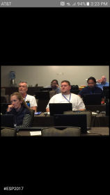 Attending a session