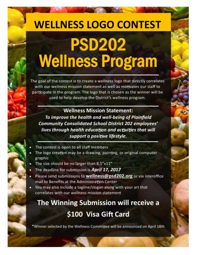 Wellness Logo Contest